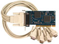 OMG-COMM4-LPCI and OMG-COMM4-PCI