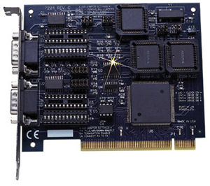 Dual Port PCI RS232/422/485 Interface | OMG-ULTRACOMM2-PCI