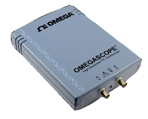 High Precision USB- Powered  Oscilloscopes   OMSP-4224 and OMSP-4227