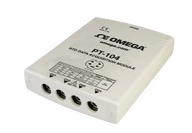 4-Channel RTD Input Data Acquisition Module | PT-104