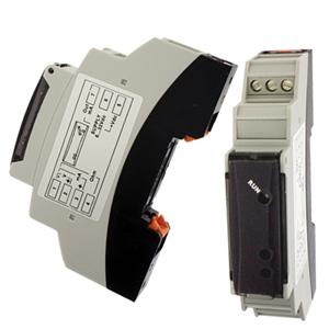 DIN 레일 장착 트랜스미터와 RFID 통신 | TXDIN400 시리즈