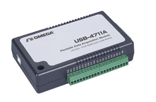 150 kS/S 12-Bit Multifunction USB Data Aquisition Module | USB-4711A