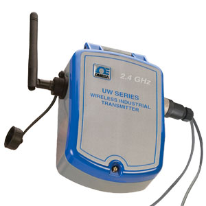 Weather Resistant Wireless Process Transmitter Voltage/Current Transmitter   UWPC-2A-NEMA-M12 Series