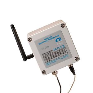 Transmisor pH/temperatura inalámbrico con compensación de temperatura automática | UWPH-2-NEMA