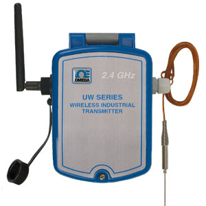 Weather Resistant Temperature-to-Wireless Transmitters For Thermocouples | UWTC-2A-NEMA Series