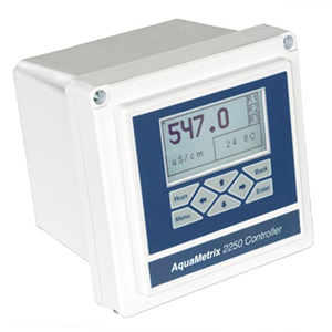 Multi-Variable Controller - pH, ORP, Contacting Conductivity, Flow | AM-2250