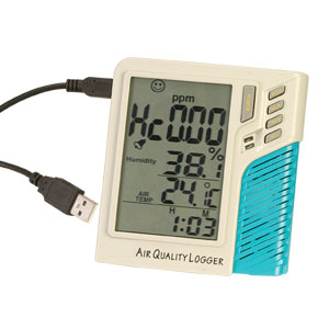 Formaldehyde Monitor and Data Logger | HCHO Detector | AQM-101