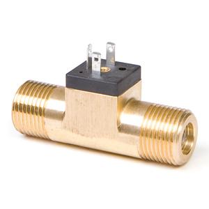 Low Cost Brass Body Turbine Flow Meters | Omega Engineering  | BV2000-BR-Series
