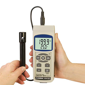 Conductivity, TDS and Salt Meter with Real Time SD Card Data Logger | CDH-SD1