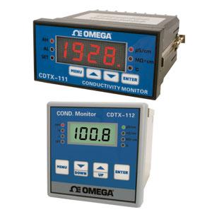 온도 & 전도도 컨트롤러 | CDTX-111 & CDTX-112