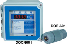 Dissolved Oxygen Analyzer/Controllers   DOCN601 and DOCN602