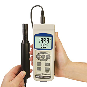 Dissolved Oxygen Meter with Real Time SD Card Data Logger | DOH-SD1
