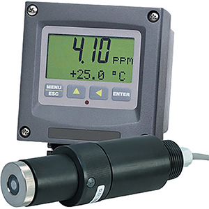 2-Wire Isolated Dissolved Oxygen Transmitter