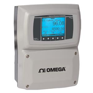 Hybrid doppler or transit time ultrasonic flow meter   FDH-1A