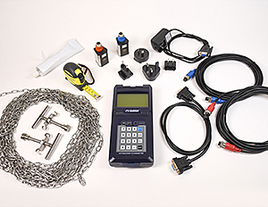 Portable Digital Ultrasonic Flow Meter Kit | FDT-25