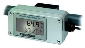 トランジットライム式 超音波流量計 | FDT-30 | オメガエンジニアリング | FDT-30