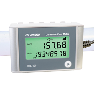 Transit Time Ultrasonic Flow Meter for Clean Liquids | FDT7000