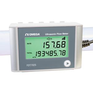 Medidores de flujo Ultrasónico de Tiempo de Tránsito para Líquidos sin Residuos | FDT7000
