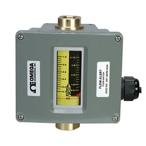 リミットスイッチ付きインライン 流量計|FL-6100B | FL-6101Bシリーズ