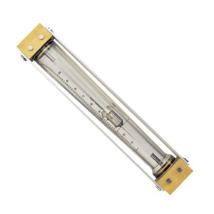 High Accuracy Rotameters - Capacity: .078 to 6.28 GPM for Water/.317 to 25.76 SCFM for Air | FL-1500A