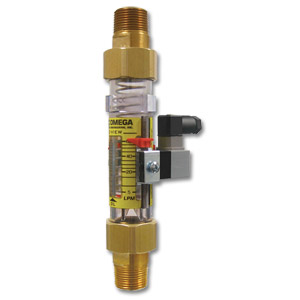 Easy-View Flow meters with Adjustable Flow Alarm | FL9000-AC Series