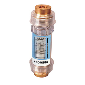 Clear In-Line Flowmeters | FLC Series