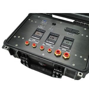 FMA-PC16:PORTABLE MASS FLOWMETER AND CALIBRATION KIT