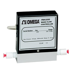 Economical Mass Flow Controllers and Meters for All Clean Gases | FMA3100, FMA3200, FMA3300