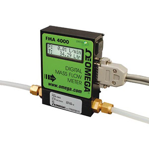 PROGRAMMABLE MASS FLOW METER AND TOTALIZER | FMA-4100/4300 Series