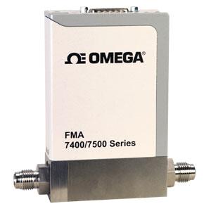 Multi-Range Multi-gas Flowmeters and Controllers | FMA7400 & FMA7500 Series