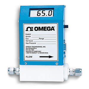 Mass Flowmeters and Controllers With Or Without Integral Display | FMA-A2000 Series