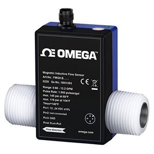 OEM Lightweight and Compact Design Electromagnetic Flow Meter | FMG90B
