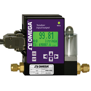 Programmable Interface Display For Rate, Total and Control Commands