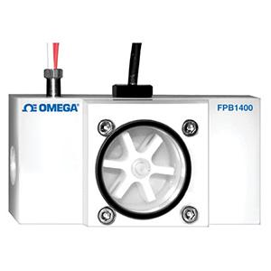 Plastic Paddlewheel Flowmeters | FPB1400 Series