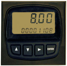 Battery Powered Flow Indicator and Totalizer | FPM-5750