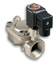 Pilot Operated Niploy Solenoid Valves | FSV30 Series