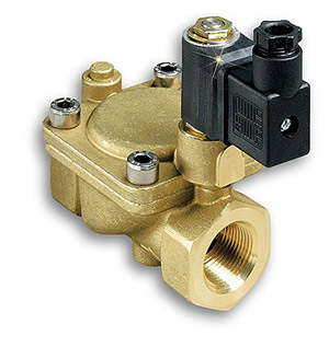 2-way Pilot Operated Solenoid Valve (1/4 to 2