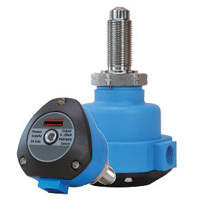 Liquid Flow Transmitter and Switch, Available with 1-1/2