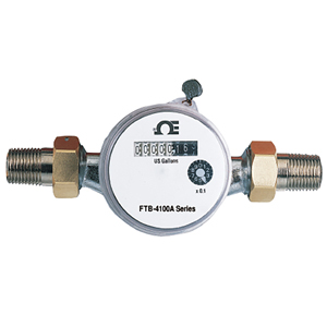 Turbine Meters For Water Totalization | FTB-4000, FTB-4100