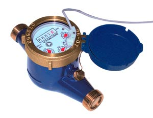 Water Meters for Totalization and Rate Indication | FTB8000B Series