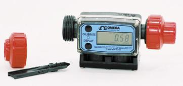 PVDF Turbine Meter | FTB890 Series