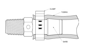 Tubing Clamps   FT-CLAMP
