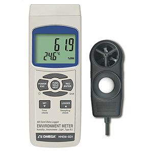 Handheld Environmental Meter | HHEM-SD1 Series
