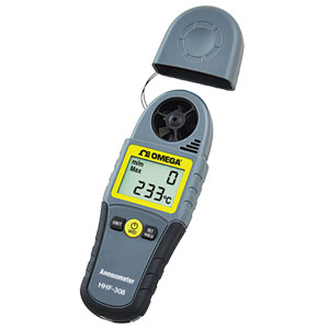 Handheld Anemometer with Wind Chill Function | HHF-308