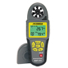 Handheld Multi-Function Anemometer with Environmental Readings