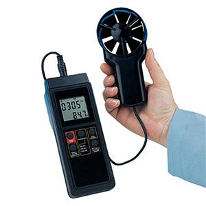Volume Indicating Thermo-Anemometer Kit | HHF91