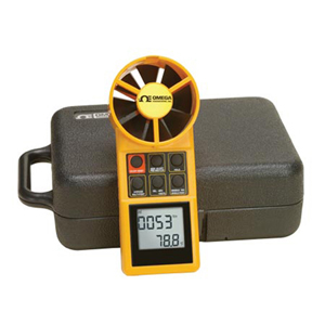 Handheld Digital Airflow/temperature Meters | HHF92A