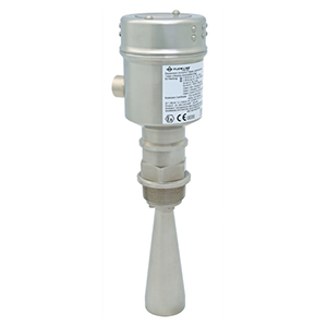 Intrinsically Safe Pulse Radar Level Transmitter | LR16
