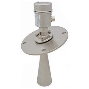 Flange Mounted Pulse Radar Solids Level Transmitter (Moderate Dust) | LR41