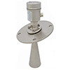 Flange Mounted Pulse Radar Solids Level Transmitter (Moderate Dust)